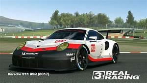 Porsche 911 Rsr 2017 : cars fully upgraded real racing 3 wiki fandom autos post ~ Maxctalentgroup.com Avis de Voitures