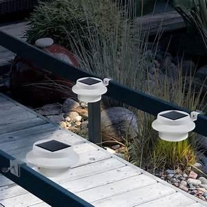 Solar Dachrinnen Leuchten : solarzauber dachrinnen leuchten 3er set von g rtner p tschke ~ Eleganceandgraceweddings.com Haus und Dekorationen