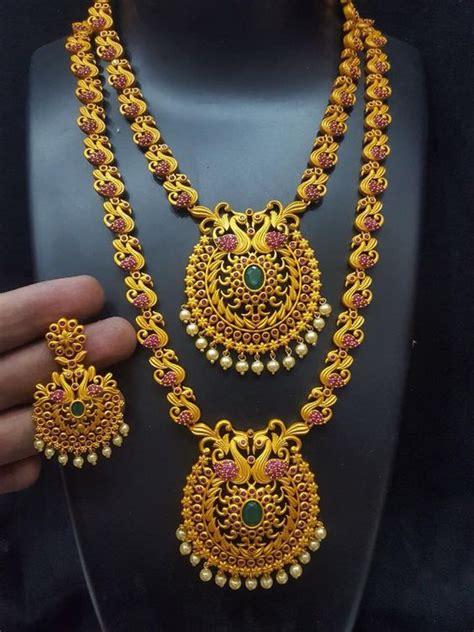 top  gold long chain design fashion beauty mehndi