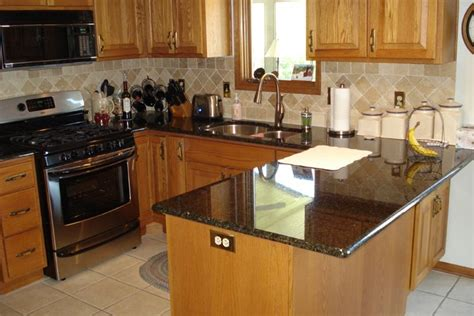 Countertop Backsplash Options