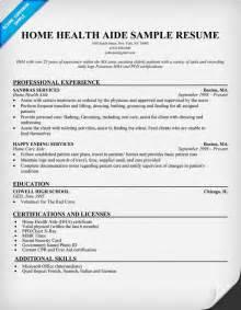 health aide resume exles home health aide resume exle http resumecompanion health resume sles