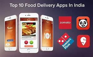 Top 10 Food Delivery Apps in India – Lakshmi Narayanasamy ...