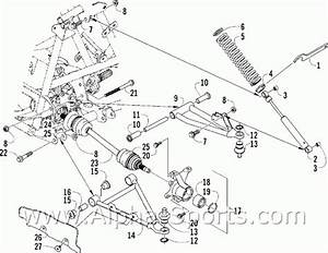 Suzuki King Quad Parts Diagram