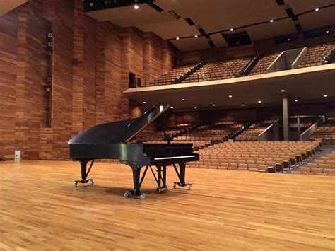 Chupp's Restores Steinway Piano for Cheyenne Civic Center