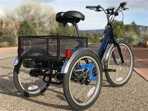 Electric Motor For Tricycle by Raleigh Tristar Ie Electric Trike Review Part 2 Ride