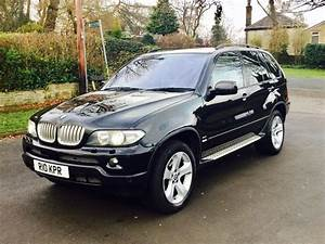 Bmw X5 2004 : 2004 54 bmw x5 v8 sport 4x4 semi auto black fully loaded full service history in ~ Medecine-chirurgie-esthetiques.com Avis de Voitures