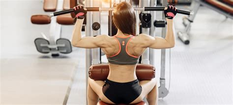5 of the Best Exercises for Your Lats - Exercise.co.uk