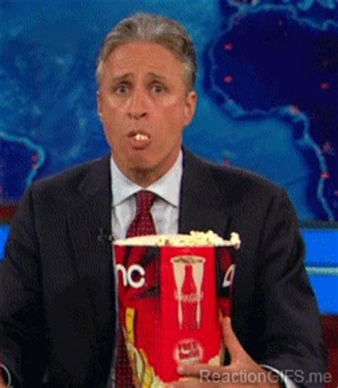 popcorn reaction gifs