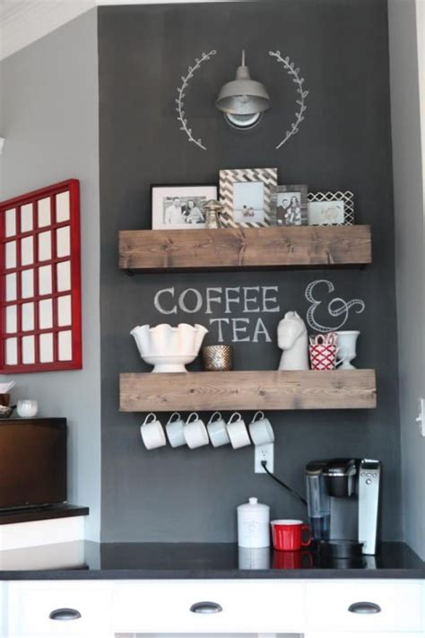 Call us for tall tables, breakout furniture and tea & coffee points. 15 Simple and Easy DIY Coffee Station Ideas on a Budget
