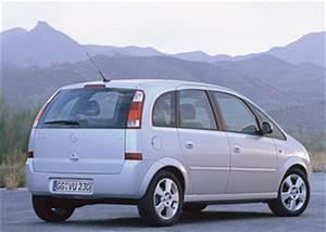 Fiche Technique Opel Meriva : fiche technique opel meriva 1 6 16v cosmo l 39 ~ Maxctalentgroup.com Avis de Voitures