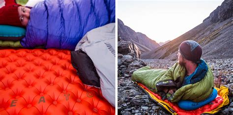 Review Sea To Summit Mattresses  Paddy Pallin