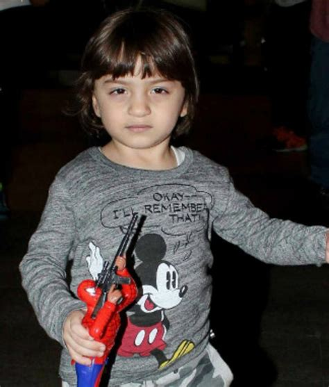 SRK's Youngest Has Time And Again Proved That He's A Star ...