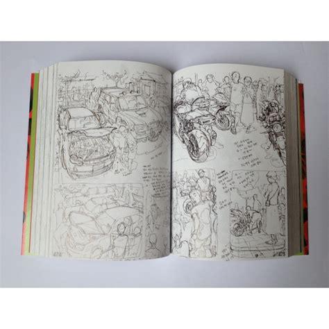 Kim Jung Gi Sketchbook 2007 Liber Distri Optima Ed