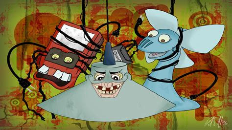 the brace toaster the brave toaster hd wallpaper background image