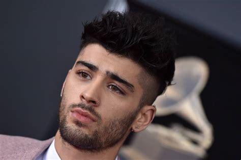 2018 One Direction Zayn Malik