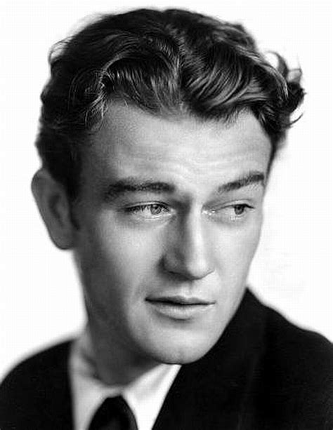 We Had Faces Then — John Wayne, 1930s