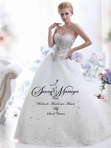 robe de mariee princesse bustier strass sunny mariage With robe de mariée bustier strass