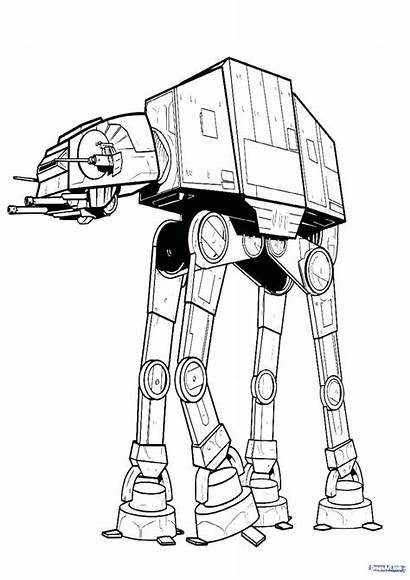 Wars Coloring Lego Star Pages Ships Starwars