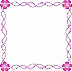 Frame Swirl Flower | Free Images at Clker.com - vector ...