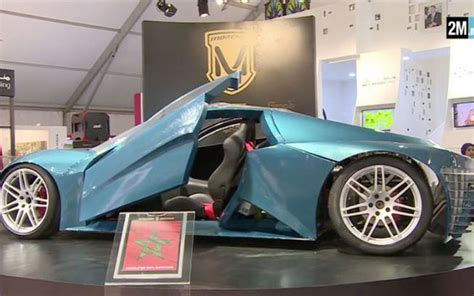 100 Percent Electric Cars by A 100 Percent Electric Moroccan Car Is Born Moroccan