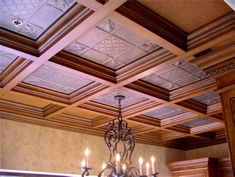 Drop Ceiling Grid by 10 Stylish Covered Ceiling Ideas To Make It Smooth