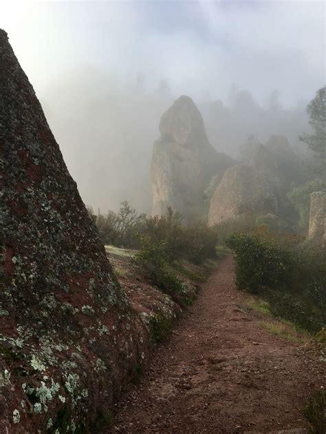 pinnacles national park san benito county california