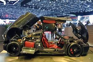Geveva: Pagani Huayra Carbon Edition | Nafterli's Car World