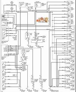 Volvo S40 Trunk Closing Circuit Diagram
