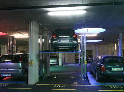 Doppelparker In Gemeinschaftlich Garage  Parksysteme By O