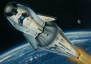 HL-20 Launch by rocket. http://www.aerospaceguide.net/hl ...