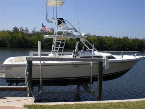 Boat Transport Punta Gorda Fl by 1989 Luhrs 290 Sport Fisherman Power Boat For Sale Www