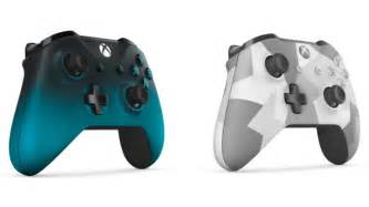 controller design xbox one shadow and winter forces controllers unveiled xbox one xbox 360 news at