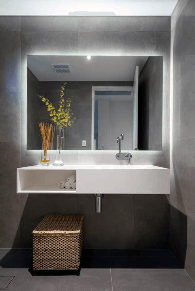 Next Home Bathroom Mirrors by Top 50 Best Bathroom Mirror Ideas Reflective Interior