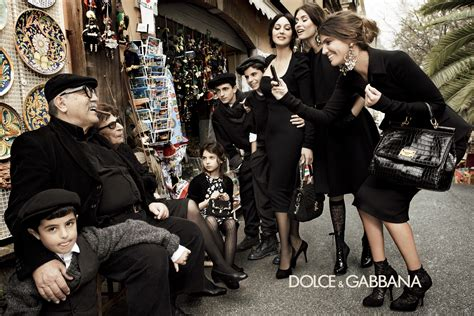 Dolce & Gabbana Fall 2012winter 2013 Ad Campaign