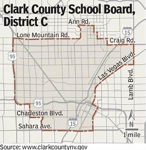 Clark County Commission District B | Las Vegas Review-Journal