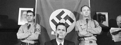 american nazi party george lincoln rockwell der