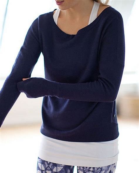 Yin Me Pullover Soft as a new puppy in a cashmere sweater on a bed of feathers. | Wear Workout ...