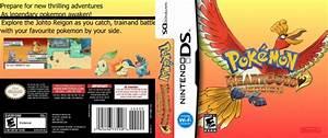 Pokemon Heartgold Version Ds Rom Nostalgialand