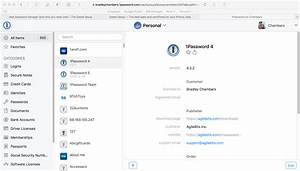 the best password app and why you need one the sweet setup With documents 1password