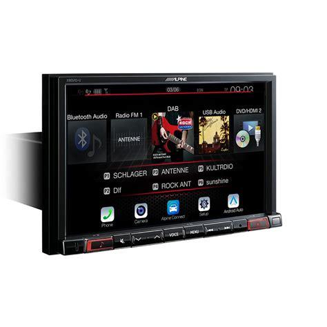 Alpine X802d U 8 Quot Touch Screen Navigation Apple Carplay Android Aut