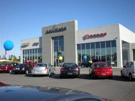 John Hiester Chrysler Dodge Jeep Car Dealership In