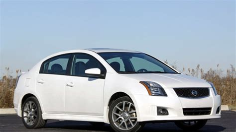 2010 Nissan Sentra Se R by Review 2010 Nissan Sentra Se R Is A Order Autoblog