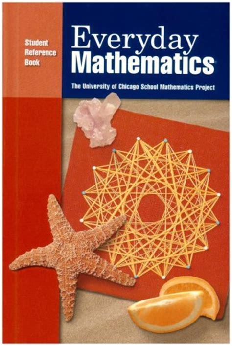 Everyday Mathematics Student Reference Book Grade 3