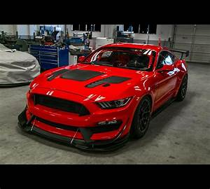 Specifications - MUSTANG GT4