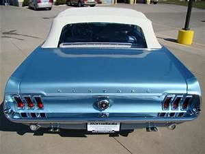 "1967 Mustang Convertible - Rare ""S"" Code 390! For Sale"