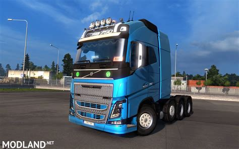 volvo fhfh    mod  ets
