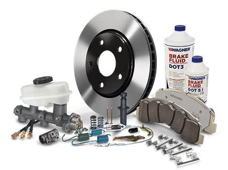 wagner brake brake pads brake rotors headlights