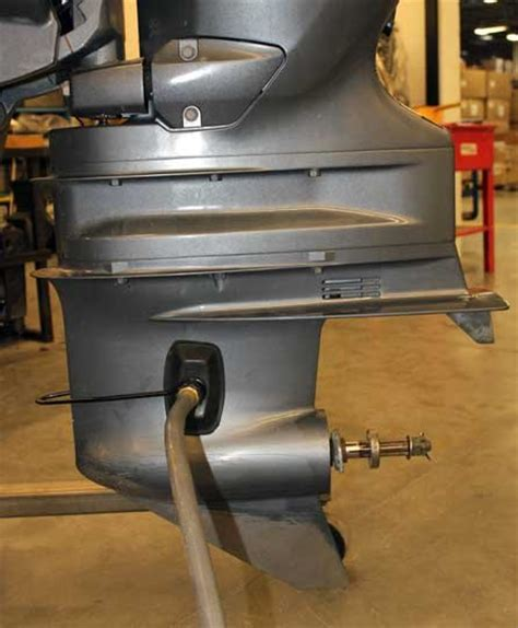 Mercury Outboard Motor Flushing Attachment by Outboard Flushing The Right Way Boatus Magazine