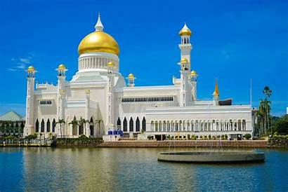 Brunei Capital Mosque Visiting Worth Sultanate Experience