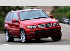 Chariots With Fire 2006 BMW X5 48is